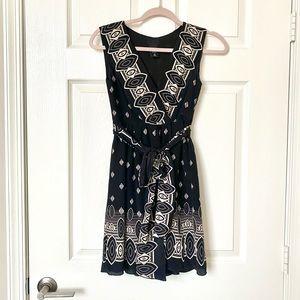 Anna Sui for Target Silk Wrap Dress